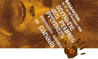 logo semaine des peuples premiers